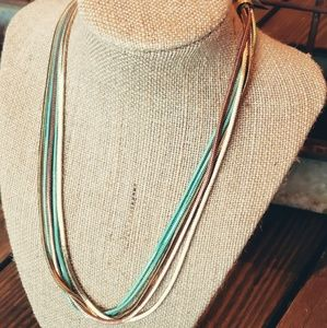 NWT! Mix It Necklace